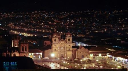 Quito at Night