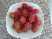 Fresh Lychee Nuts