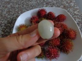 Fresh Lychee Nut